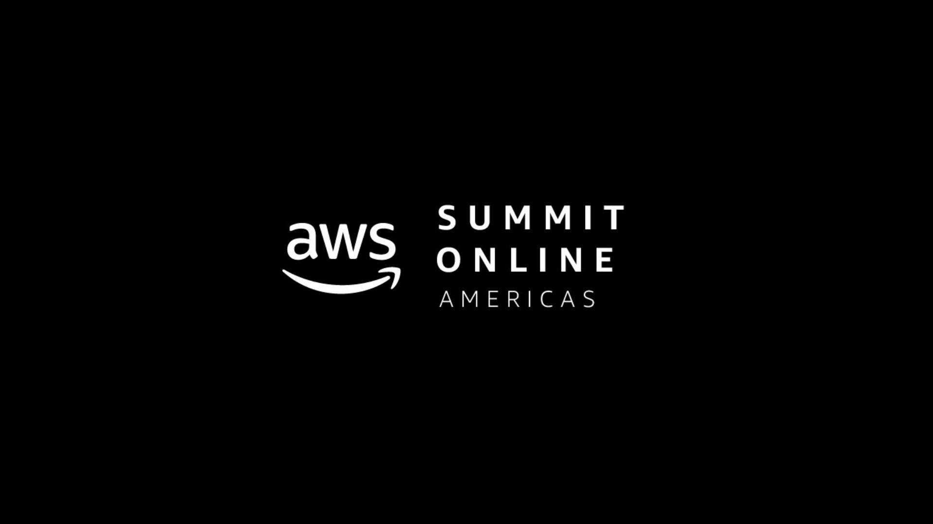 AWS Virtual Summit Americas